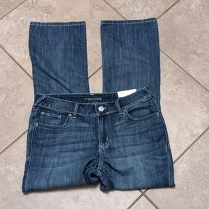 NWT Maurice Jeans Size 12 Short